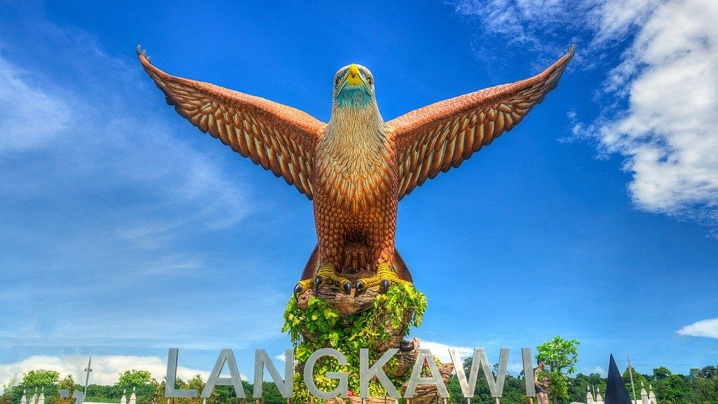 Eagle-Square-in-Langkawi